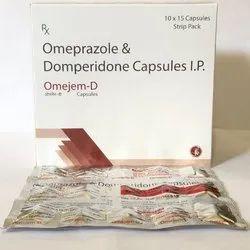 Omeprazole & Domeperidone Capsule IP