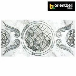 Orientbell Tiles Orientbell OTF LOBWORM SPOT Decorative Wall Tiles, Size: 300x600 Mm