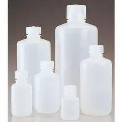 Cast Polypropylene White CPP Packaging Bottles, Capacity: 200ml, Screw Cap