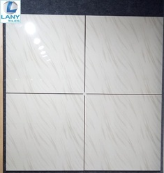 60x60cm Nano Ivory Polished Tiles