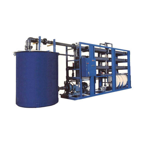 Deminaralised Water System - Micro Filtration System