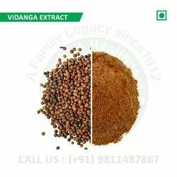 Vidanga Extract (Embelia Ribes, Vaividang, False Black Pepper, White-Flowered Embelia, Vavding)