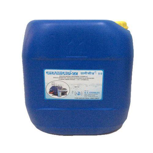 Liquid Medium Pressure Boiler Chemical, Packaging Type