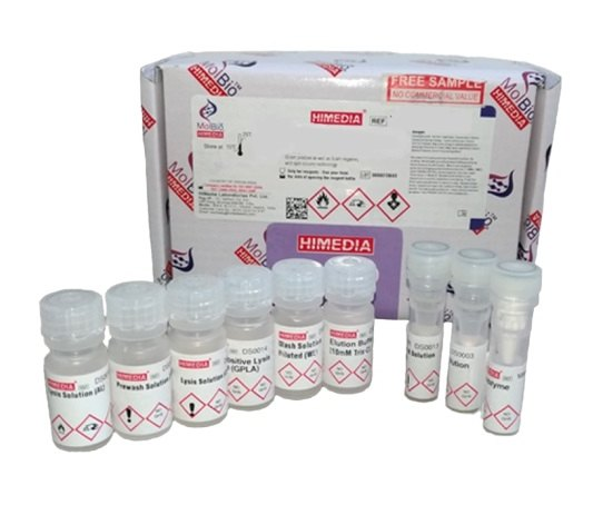 Himedia Insta Nx Viral Rna Purification Kit Price From Rs 6852 Unit Onwards Specification And Features