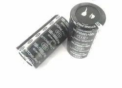 18000 MFD 100V STONE-PRO Aluminium Capacitor