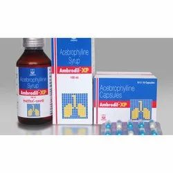 Acebrophylline Capsules and Syrup