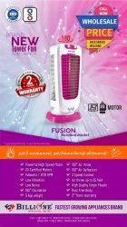 Billione Tower Fan - Oscillation / Rotation Model