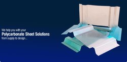 Profiled Polycarbonate Sheet