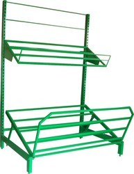 Open Adjustable Fruit And Vegetable Rack