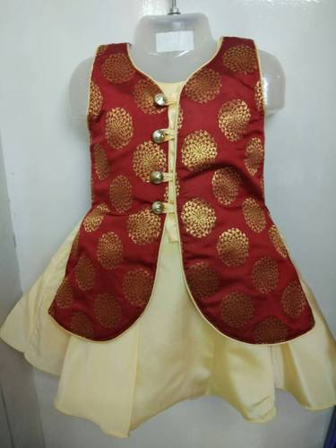 6434d7e7f Girls Party Wear Frocks - Bollywood Party Wear Kids Frock Exporter from  Mumbai