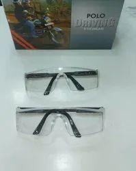 Fiber safety glasses, Frame Type: Plastic