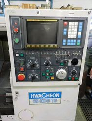 Used & Old Machine - Hwacheon Hi-Eco