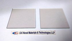 SKNMT Transparent FTO Coated Glass, Size: 25x25mm