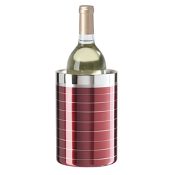 Designer Stainless Steel Wine Cooler