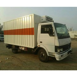 Refrigerated Milk Truck Container
