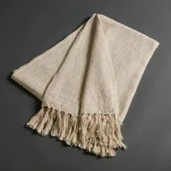 100% Cotton Handwoven Throw Slub Cotton Throws