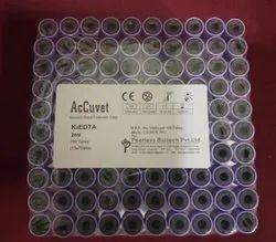 Peerless Vaccum Glass Tube