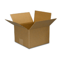 Brown Corrugated Packaging Plain Box