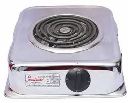 Electric GE 1250 W Hot Plate With Molded Wire