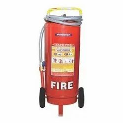 Safe Pro 50 Kg ABC Cartridge Type Fire Extinguisher