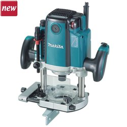 Makita 12.7mm Plunge Router, Warranty: 6 months, 22, 000rpm