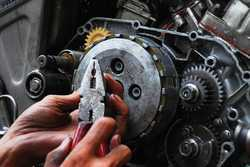 Honda Bikes Engine Repair