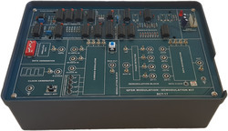 QPSK Modulation Demodulation Trainer