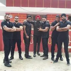 Male 18 To 40 Years Bouncers Security Guards