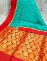 Banarasi Handloom Katan Silk Saree
