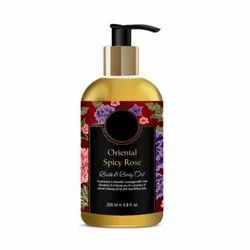 Third Party Manufacturing Bath & Body Oil