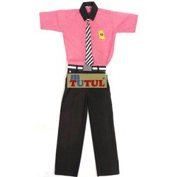 M Tutul Boys Cotton School Uniform