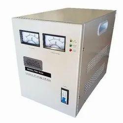 Single Phase Mild Steel Voltage Stabilizer