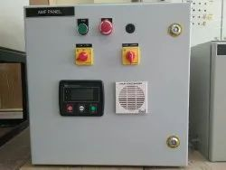 Single, Three Phase Prisan AMF Control Panels, For Industrial, IP Rating: IP55