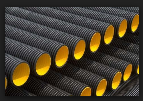 Corrugated Pe Drain Pipe