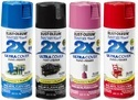 Rust Oleum Painter's Touch Acrylic Gloss Spray Paints