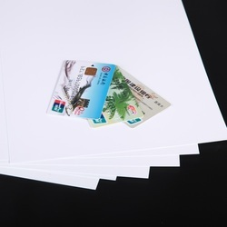 Super White PVC Inkjet Sheet