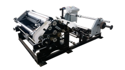 Ocean International Surface Type Slitting Rewinding Machine, -, 15 Box Par Day