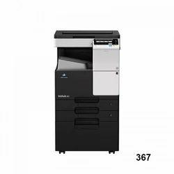 Konica Minolta Bizhub 367, Print Technology : Laser