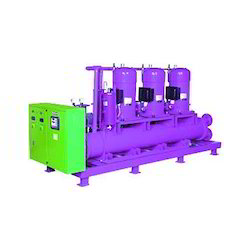 Semi-Automatic Water Cooled Chiller