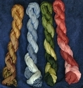 Twisted Dyed Scarf