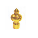 Gold Polished Tower Finial
