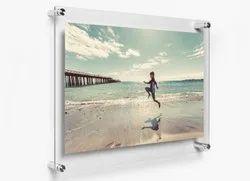 Sandwich Poster Frame Board