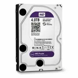 WD 4 TB HDD