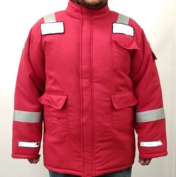 Flame Resistant Nomex Winter Jacket