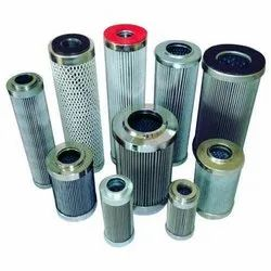 Stainless Steel Hydraulic Oil Filters
