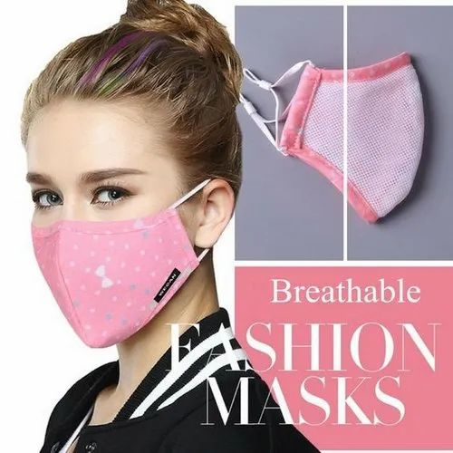 Breathable Fashion Face Mask