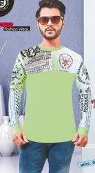 Men Designer Cotton T-shirt
