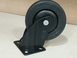 Medium Duty Rubber Wheel