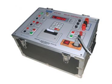 Relay Test Kitrts100 Electrical Substation Testing Instrument