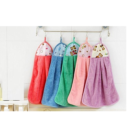 Fancy Hanging Kitchen Towel